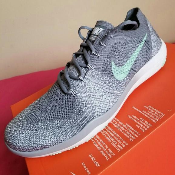 1d7cf37c25072 New Women s Nike Free Focus Flyknit 2 Size 12. M 5a869def72ea88b757cc5a68